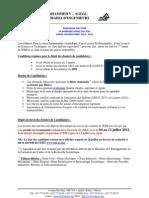 Annonce Admission Sur Titre-2012 (1)