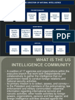 Intelligence Community Agencies, 17 IC