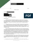 Willcox-Savage Settlement Demand Letter (Linda Ellis Dash Poem)