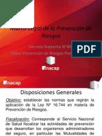 DS 40 Prevención de Riesgos