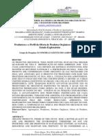 PRODUTORES E O PERFIL DA OFERTA DE PRODUTOS ORGÂNICOS NO brasil