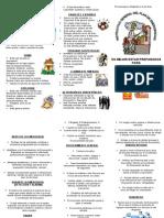 Instructivo General Plan de Emergencia y de Evacuacion1