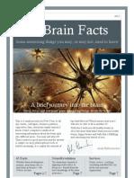 65 Brain Facts