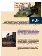 Carcassonne, La Memoria De Los Cátaros