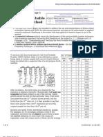 MPN 5 Tube Methods
