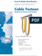 Catalog Cable Festoon