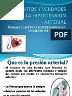 Mitos y Verdades de La Hipertension Arterial