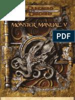 Monster Manual v by Azamor