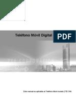 Manual de Usuario ZTE i766