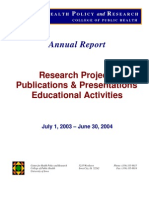 03-04 Annual Report