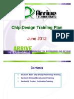 Chip Design Traning Plan V1.0