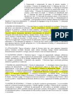 Conteudo Programático PF