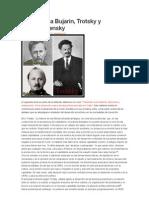 La polémica Bujarin-trotsky-preobrajensky