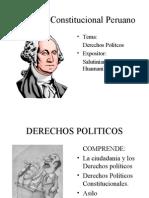 6. Derechos Politicos.