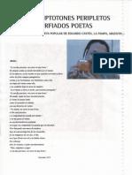 EL VIENTO - Revista Cultural Latinoamericana - (Guturalmente Hablando) Abril 2012
