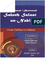 Saheeh Salat Un-Nabi English