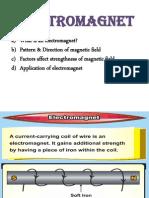 Electromagnet 2012
