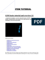 Gsm System Tuterialx