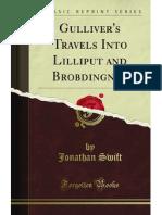 FB Gullivers Travels Into Lilliput and Brobdingnag - 9781451016475