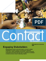 Contact - Engaging Stakeholders 2006