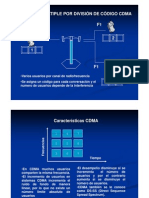 2) Qué es CDMA