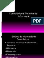 AULA CONTROLADORIA SISTEMA DE INFORMAÇÃO