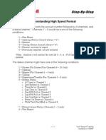 Honeywell Alarmnet High Speed Format