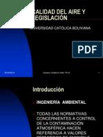 CAPÍTULO3 CALIDAD DEL AIRE Y LEGISLACIÓN (1)