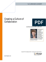 Patricia Heyman Creating a Culture of Collaboration