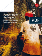 Pandering to the Loggers WEB