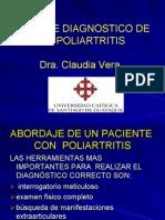 Semiología Reumatológica - Abordaje del Paciente
