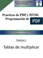 Paginas Web Con BD HTML, PHP y MYSQL