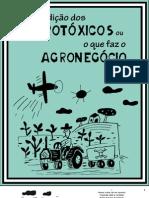 Campanha contra os agrotóxicos - CORDEL
