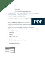 DB2 Restoration Process1