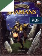 Encyclopaedia Divine Shamans by Azamor