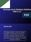 Etiología de la diabetes