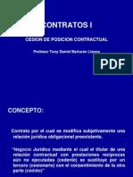 Cesion de Posicion Contractual (1)