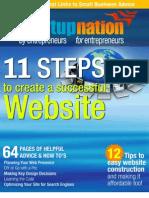 11 Steps Website