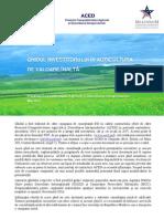 Ghidul Investitorilor în Agricultura de Valoare Înaltă