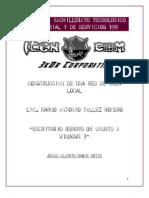 CENTRO de BACHILLERATO TECNOLOGICO Industrial y de Servicios 199 Practia Escritorio Remoto