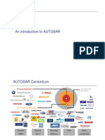 An Introduction to AUTOSAR