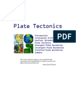 05. Plate Tectonics