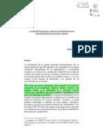 """2. Alicia Poderti """"La Nación imaginada. Trayectos ideológicos y ficcionales en el espacios andino"""". En Ciudadanía y Nación, Anales Nva Época No 2, Insti"""