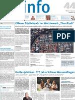 Stadtinfo Aalen - KW 23 - 2012