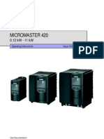 420 OPI Micromaster Siemens