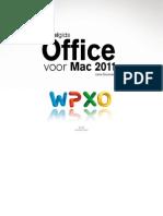 Biesemans, Jamie - Snelgids Office Voor Mac 2011