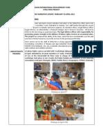 External Uidf Narrative Report_may 2012_photos