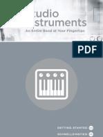 Studio Instruments Booklet