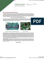 Kiến Thức Cơ Bản - Công nghệ đóng gói bề mặt (SMT)
