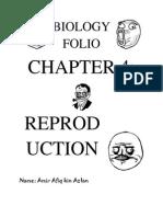 Biology Folio